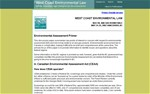 Environmental Assessment Primer: NGO Oil and Gas Roundtable 2002, May 24-25, 2002