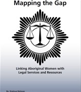 Mapping the Gap: Linking Aboriginal Women with Legal Resources and Services