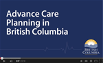 Advance Care Planning in BC