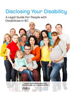 Disclosing Your Disability: A Legal Guide for People with Disabilities in BC