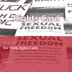 Sex Workers Rights Cards