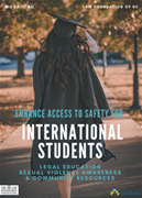 Enhance Access to Safety for International Students
