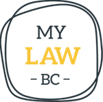 MyLawBC Served with a court document pathway